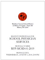 RFP for School Physician