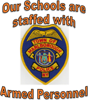 Our schools are staffed with armed personnel